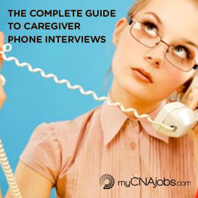 CNA Jobs, Caregiver Jobs, Job Interviews
